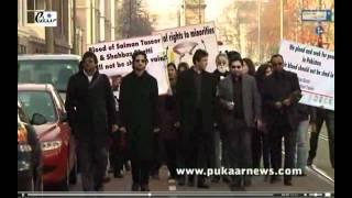 Pakaar TV Report on Peace Symposium Ahmadiyya