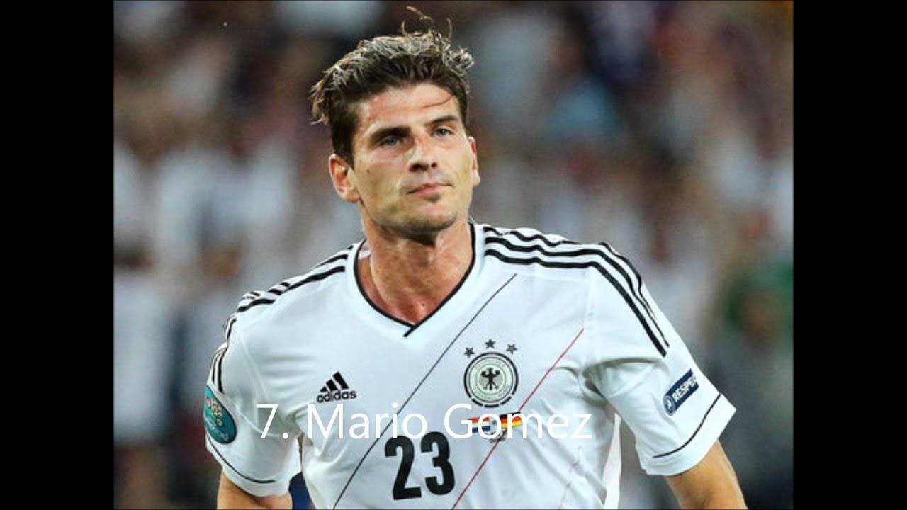 German Soccer Players