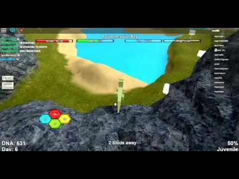 симулятор динозавра!!!