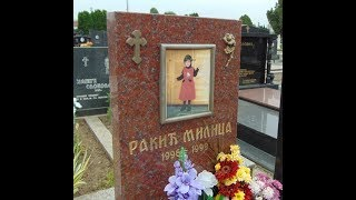 Milica Rakic - 3-year Old Killed by NATO Cluster Bomb, 1999, Serbia