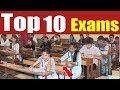 Top 10 Toughest Entrance Exams in India  🔥🔥