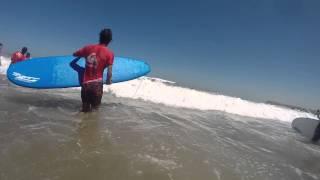 Surf in Skhirat !