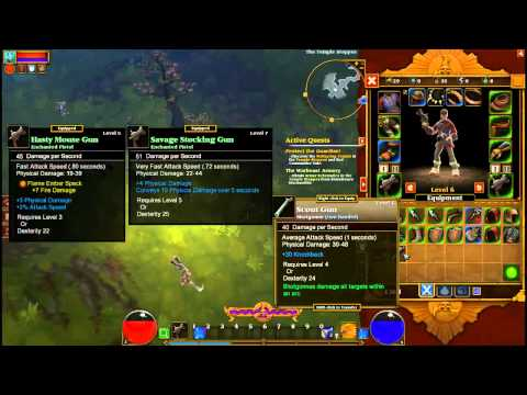 SirDune Plays Torchlight 2 Episode 5