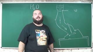 Теория ДВС: Впрыск воды во впускной тракт