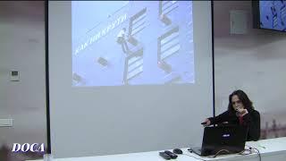 Лекция Марины Звягинцевой про паблик-арт