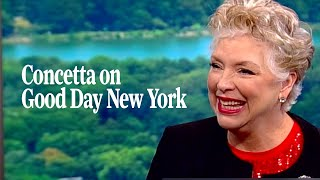 Concetta Bertoldi on Good Day New York | Psychic, Medium & Author