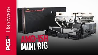 The most powerful mini-AMD(ish) gaming PC