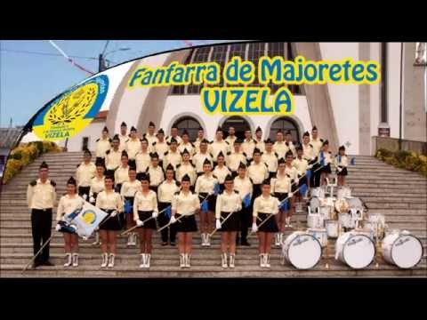 Fanfarra de Majoretes de Vizela em Semelhe, Braga 01-05- 2016