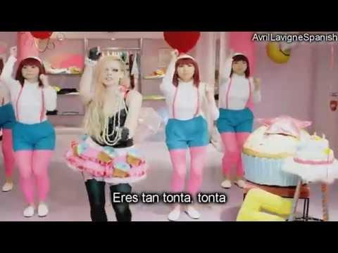 Avril Lavigne - Hello Kitty [Subtitulada Español]HD-VEVO