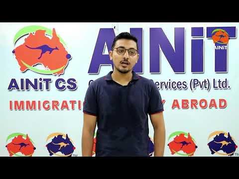 Visa Grant- Australia Study Visa