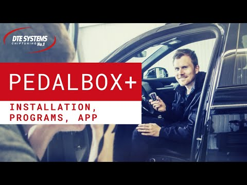 pedalbox+-by-dte-systems:-easy-installation-|-simple-use-|-programs-|-app!