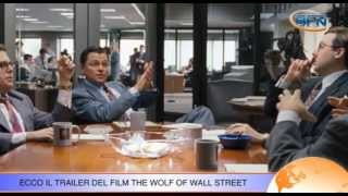 Ecco il trailer del film The Wolf of Wall Street. A dicembre nelle sale italiane