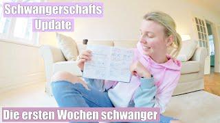 DOCH ZWILLINGE? 👶🏼 Schwangerschafts Update | 5-9 SSW | Isabeau