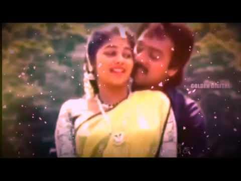 Vaanam idi idikka Tamil 80's Song Lyrics Video HD,5K -J.Danushan