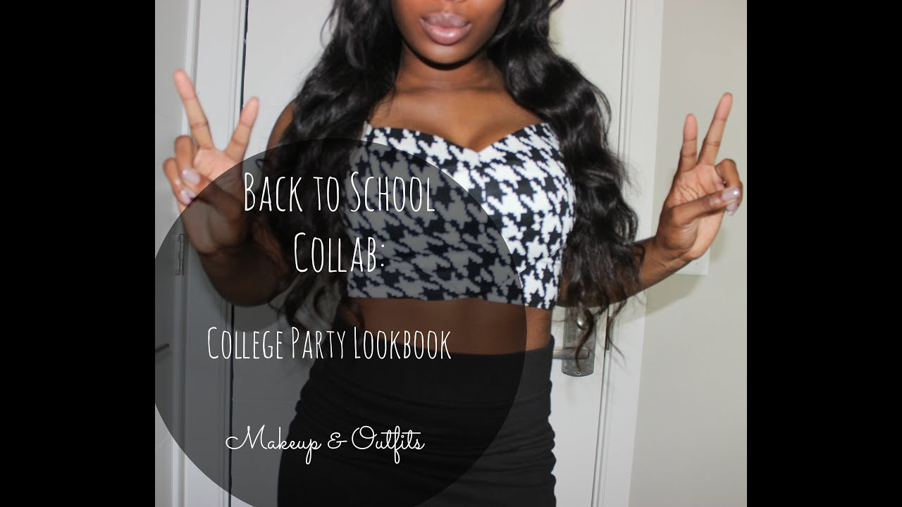 fantastic back to school party outfits 2016