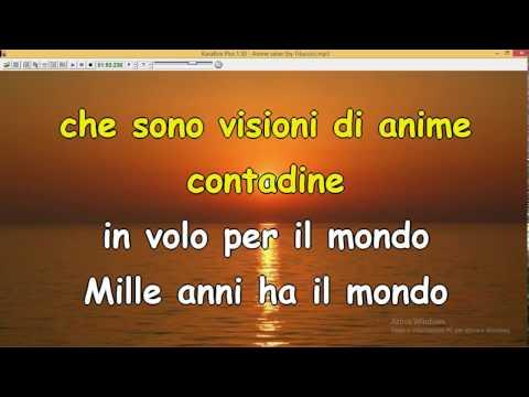 Anime salve - De Andrè&Fossati (by Tituccio) Ascoli Satriano (Fg)