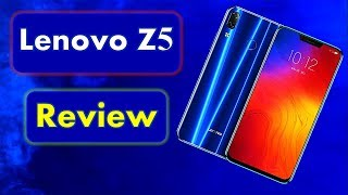 Lenovo Z5 Review With Full Specifications And Features