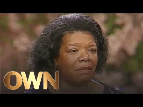 Maya Angelou on Becoming Mute in the Aftermath of Childhood Trauma | The Oprah Winfrey Show | OWN