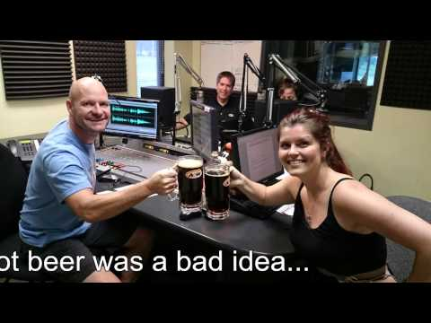 Reid and Rebecca's A&W ROOTBEER CHUG-OFF!