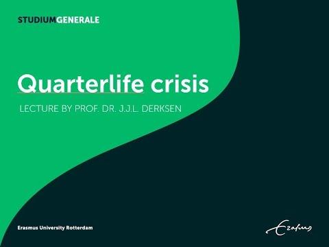 Studium Generale Quarterlife crisis