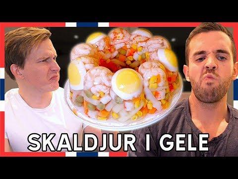 Norska tårtan som sätter skräck i hela Sverige! 🇳🇴