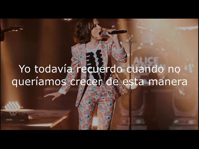 ALICE MERTON - WHY SO SERIOUS (LETRA EN ESPAÑOL)