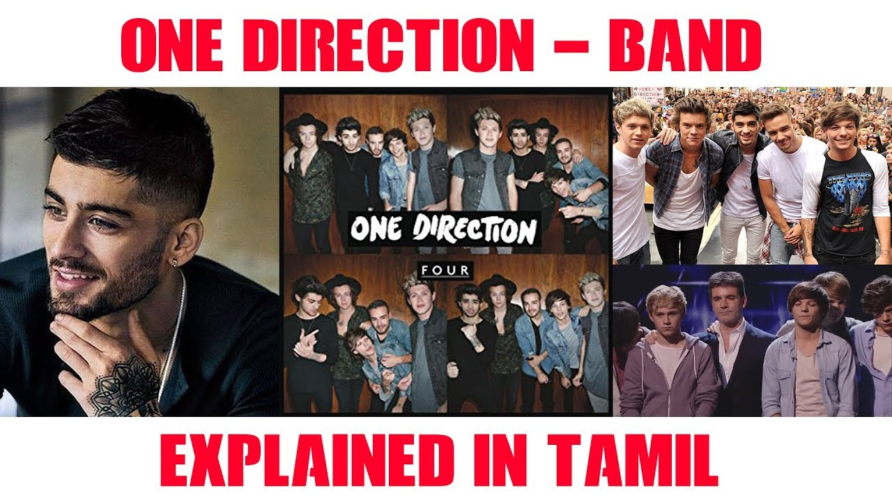 One Direction - Explained in Tamil | Why did Zayn Malik leave? | Muhil