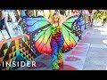 San Francisco Tie-Dye Boutique Is Rainbow Paradise