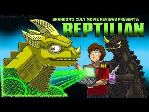Brandon's Cult Movie Reviews: REPTILIAN