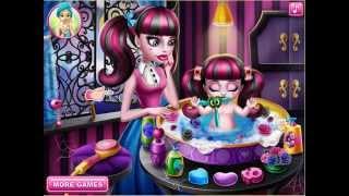 baby wash - game tắm cho em bé