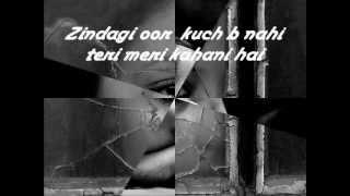 Zindagi aur kuch bhi nahi
