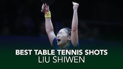 BEST of Liu Shiwen 🇨🇳