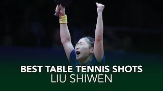 BEST of Liu Shiwen