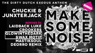 Chuckie & JunxterJack - Make Some Noise (Remixes)