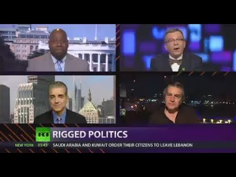 CrossTalk: Rigged Politics