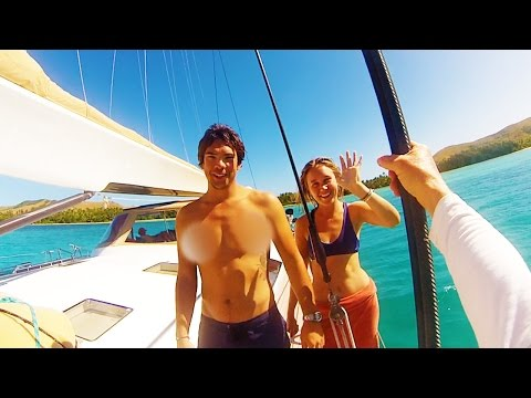 Superyachting in the South Pacific!- Sailing SV Delos Ep. 51