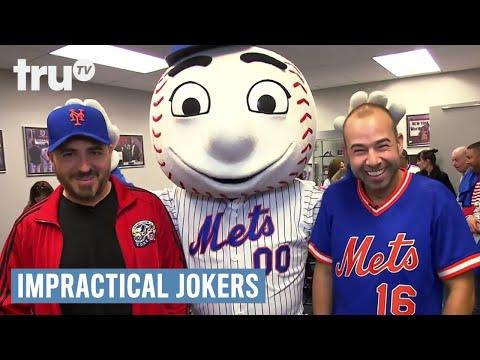 Impractical Jokers - The Jokers Meet the Mets (Web Extra) | truTV