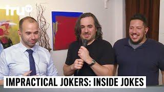 Impractical Jokers: Inside Jokes - An Interesting Rorschach Test Experience | truTV