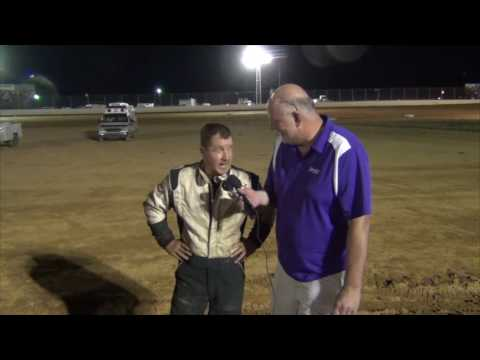 Trail-Way Speedway 358 Sprint Victory Lane 07-22-16