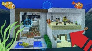 ISMETRG'NİN %100 GÜVENLİ SUALTI EVİ! - Minecraft