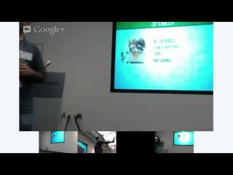 Startup Weekend Houston - Opening talk and speaker