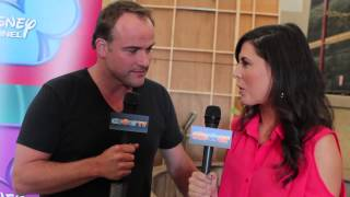 david deluise talks wizards of waverly place reunion