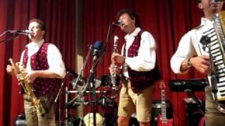 das original Lammertal Quintett spielt die Tante Mizzi