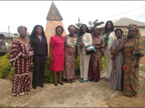 ANWAD Abuja Book Donation - Full Coverage