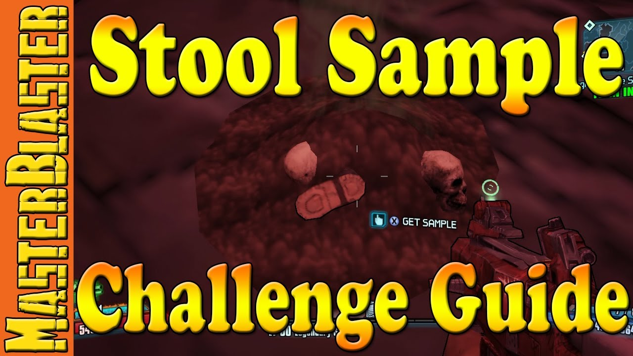 Hunter's Grotto Stool Sample Challenge Guide - Borderlands 2