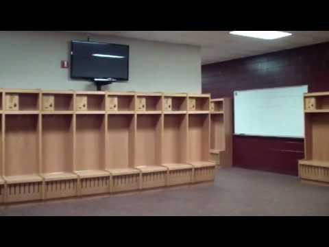 Robert Mathis Locker Room