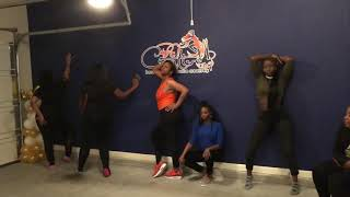 """Breathe"" Dance (Ne-Yo) 
