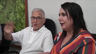 Fátima Holanda fala da construção da Escola em Tempo Integral no Bairro Luiz Alvez de Freitas