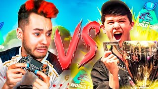 GREFG VS BUGHA | 1 VS 1 EN FORTNITE - TheGrefg