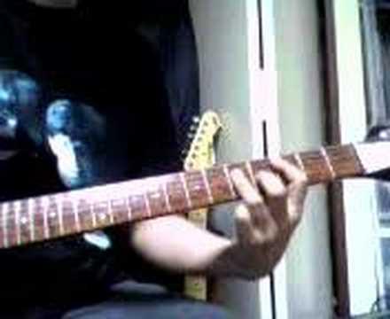 guitar chord demo play DEVO/Uncontrollable Urge